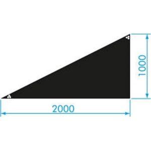 háromszög színpad