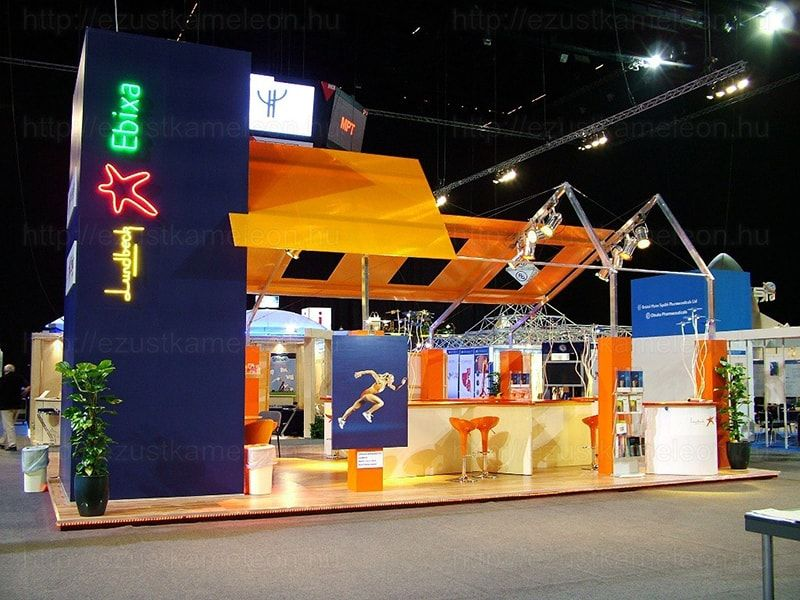 Kiállítási stand tervezés és kivitelezés