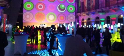 projektor rendezvény